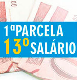 Resultado de imagem para PRIMEIRA PARCELA DO 13º DOS APOSENTADOS E PENSIONISTAS DO INSS